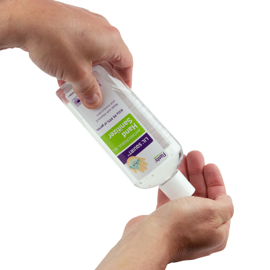 Flents® Lil' Squirt™ Hand Sanitizer Gel - 8.0 oz