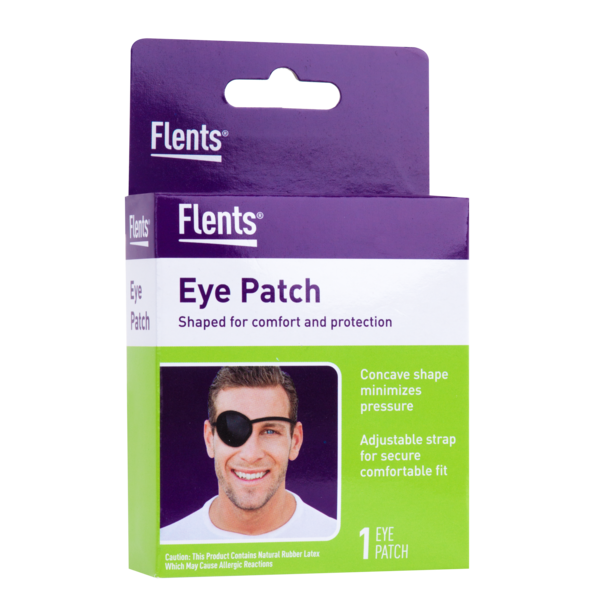 Eye Patch box