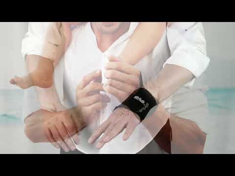 Wrist Compression Wrap