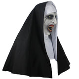 The Demon Nun Cosplay Valak Latex Mask