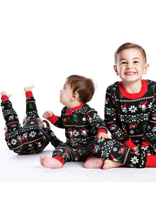 Family Matching Pajamas Set Christmas Pajamas