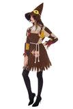 Adult The Wizard Of Oz Scarecrow Costume