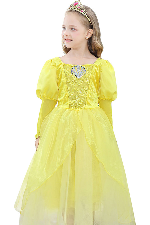 Girls Sweet Princess Halloween Costume