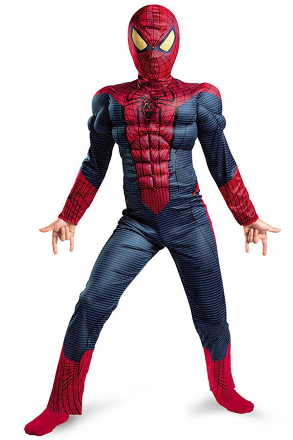 Halloween Spider-Man Boys Costume