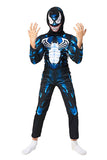 Halloween Boys Muscle Venom Costume