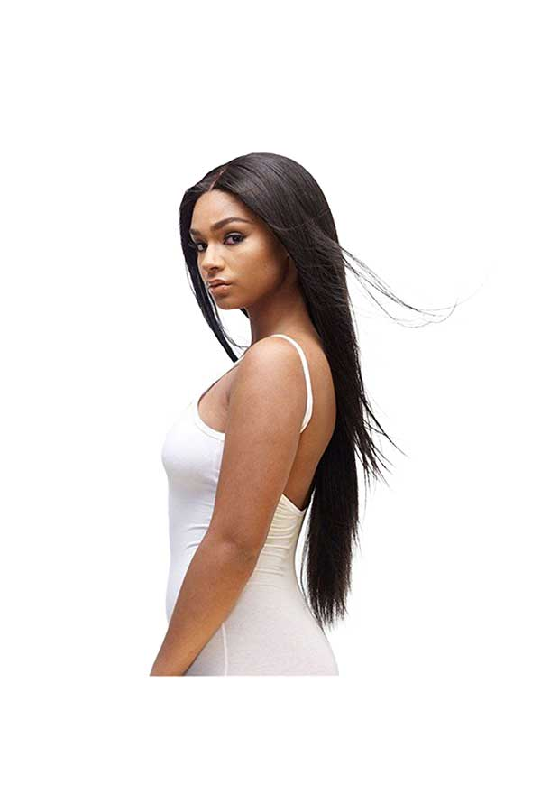 Natural Synthetic Long Straight Heat Resistant Cosplay Wigs For Women