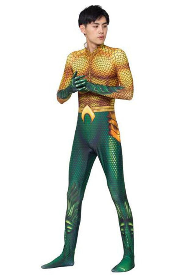 Deluxe Aquaman Adult Costume