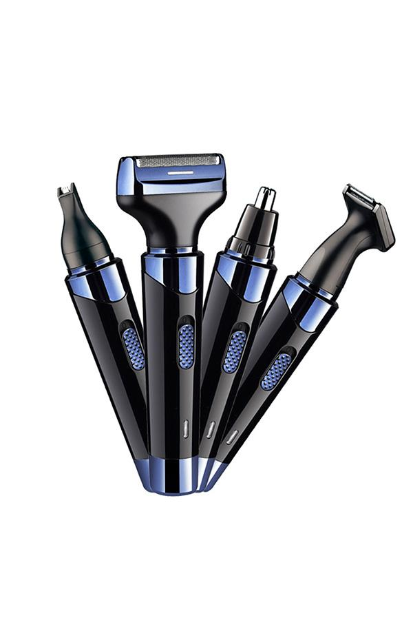 4 IN 1 Multifunctional Nose Hair Trimmer Clipper Facial Hair Trimmer For Men