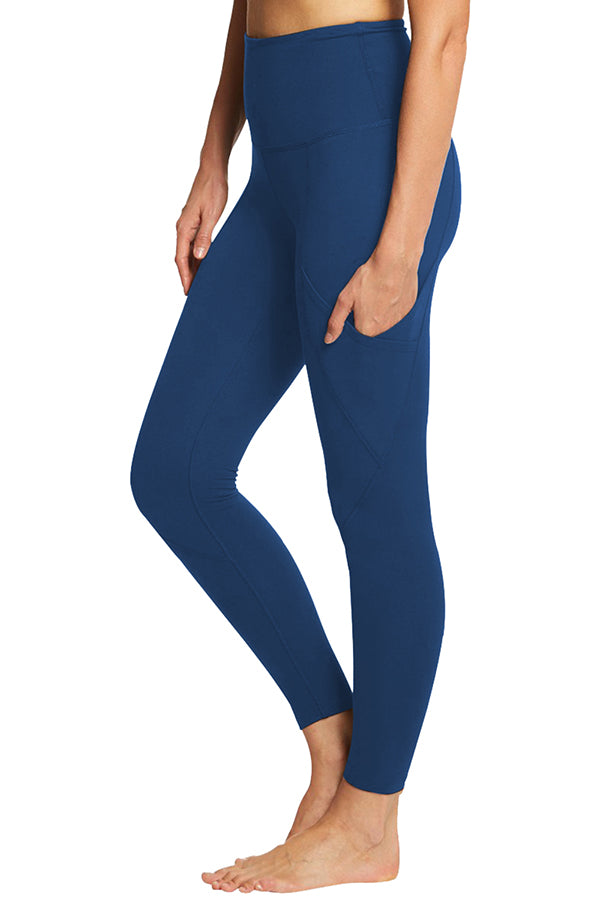 High Waisted Workout Leggings With Pockets