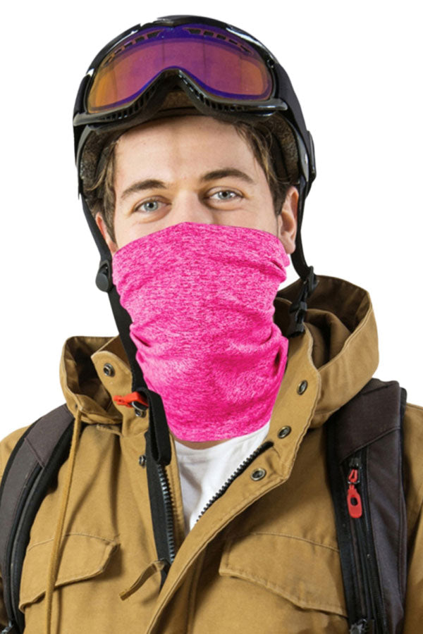 Unisex Dustproof Fishing Neck Gaiter With Filter
