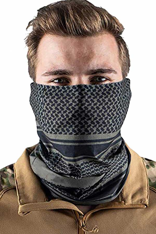Outdoor Fishing Neck Gaiter Motorcycle Face Shield