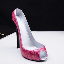 Load image into Gallery viewer, High Heel Shoe Wine Rack Bottle Holder