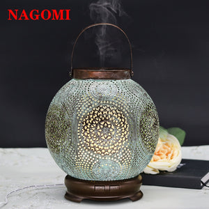 Mist Maker Air Humidifier Aroma Essential Oil Diffuser