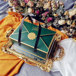 5pcs Luxury Cake Boxes