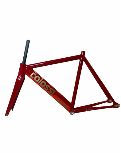 Frame Set Low Pro - Red