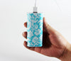 Vibrant Damask Floral Power Bank Charger for iPhone and Samsung - Acyc - 1