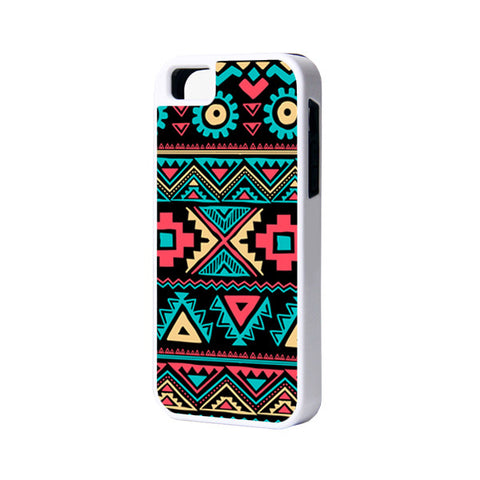 Navajo Aztec Pattern iPhone 6 Plus 6 5S 5 5C 4S 4S 4 Tough Case 108 - Acyc - 1