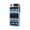 Aztec Blue Geometric Stripes iPhone 6 Plus 6 5S 5 5C 4S 4S 4 Tough Case 113 - Acyc - 1
