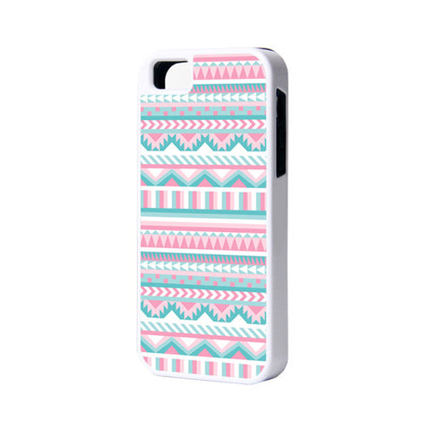 Pink Ethnic Aztec iPhone 6 Plus 6 5S 5 5C 4S 4 Tough Case 120 - Acyc - 1