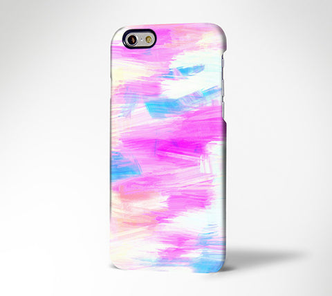 Pink Color Graffiti Tough iPhone 6s Plus 6 5S 5C 5 4 Protective Case #127 - Acyc - 1