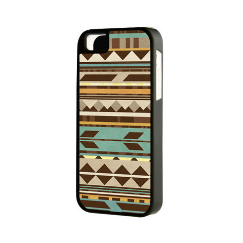 Retro Stripes iPhone 6 Plus 6 5S 5 5C 4S 4S 4 Tough Case 131 - Acyc - 1