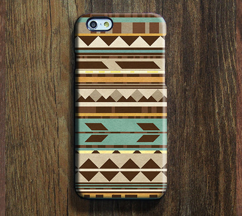 Retro Aztec Tough iPhone 6sCase/Plus/5S/5C/5/SE Protective Case #131 - Acyc - 1
