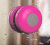 Yellow Wireless Portable Waterproof Suction Shower Mini  Bluetooth Mic Speaker - Acyc - 2
