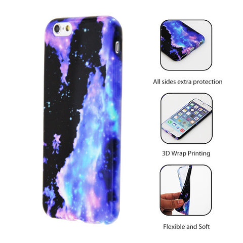 Nebula Galaxy iPhone 6 Plus/6/5S/5C/5/4S/4 Protective Case 146 - Acyc - 1