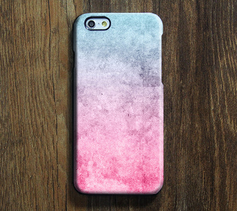 Pastel Grunge Design iPhone 6 Plus/6/5S/5C/5/4S/4 Dual Layer Durable Tough Case #162 - Acyc - 1