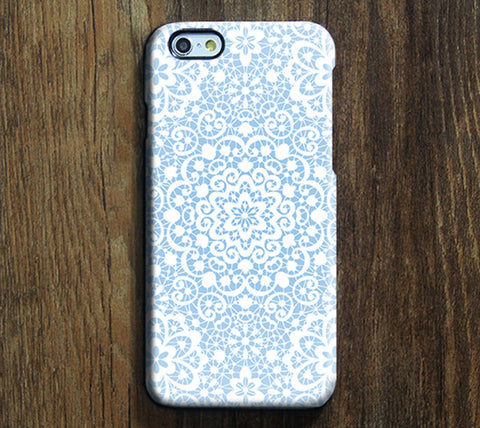Floral Seamless iPhone 6 6 Plus 5S 5C 5 4 Dual Layer Durable Tough Case #168 - Acyc - 1