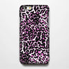 Pinky Leopard Pattern  iPhone 6 Case/Plus/5S/5C/5/4S Dual Layer Durable Tough Case #185 - Acyc - 1