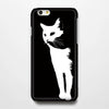 Lovely Cat iPhone 6 Case/Plus/5S/5C/5/4S Dual Layer Tough Case #191 - Acyc - 1