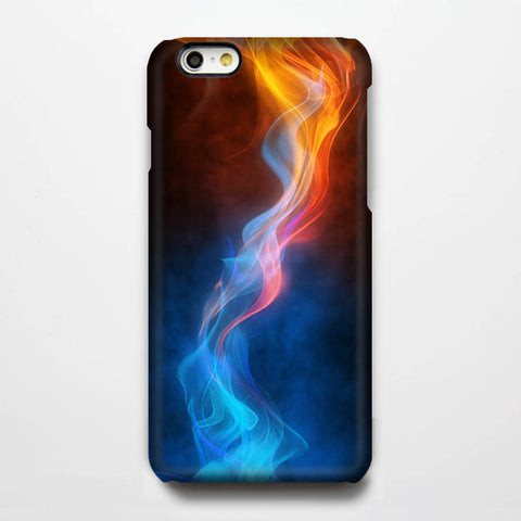 Fire Against Ice iPhone 6S Tough Case/Plus/5S/5C/5/4S Protective Case #194 - Acyc - 1