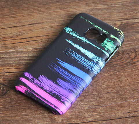 Abstract Rainbow Color Samsung Galaxy S7 Edge/S7/S6 Edge Plus/S6 Edge/S6/S5/S4/Note 5/Note 4/Note 3 Case #201 - Acyc - 1