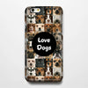 Love Dogs Pattern iPhone 6 Case/Plus/5S/5C/5/4S Dual Layer Durable Tough Case #212 - Acyc - 1