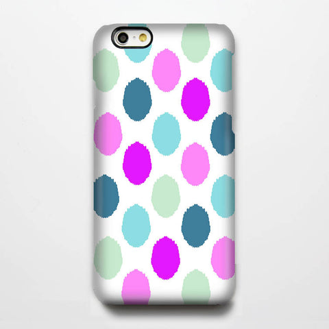 Color Dots iPhone 6s Plus/6/5S/5C/5/4 Dual Layer Durable Tough Case #228 - Acyc - 1