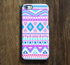 Pastel Aztec Ethnic iPhone 6S/6 Plus 5S 5C 5 SE Protective Tough Case #239 - Acyc - 1