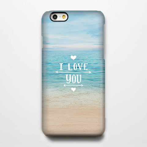 Quotes i love you Tough iPhone 6s Case/Plus/5S/5C/5/SE Protective Case #242 - Acyc - 1