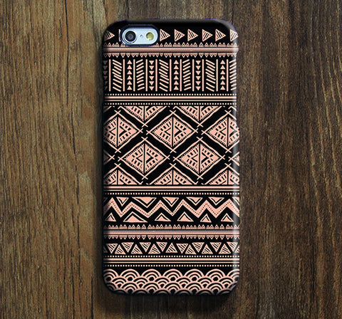 Retro Aztec Ethnic iPhone 6 Plus 6 5S 5C 5 4 Dual Layer Tough Case #243 - Acyc - 1