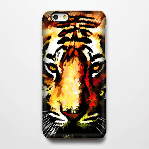 Tiger King Print iPhone 6 Case/Plus/5S/5C/5/4S Dual Layer Durable Tough Case #245 - Acyc - 1