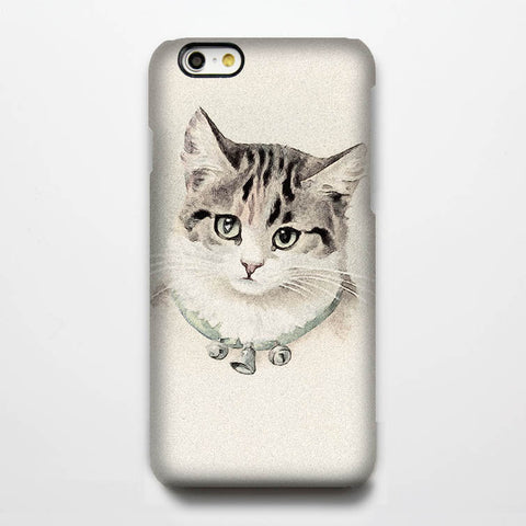 Lovely Little Cat iPhone 6 Case/Plus/5S/5C/5/4S Dual Layer Durable Tough Case #247 - Acyc - 1