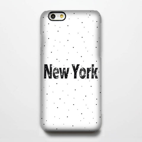 Fashion New York iPhone 6s Case/Plus/5S/5C/5/SE Dual Layer Durable Tough Case #248 - Acyc - 1