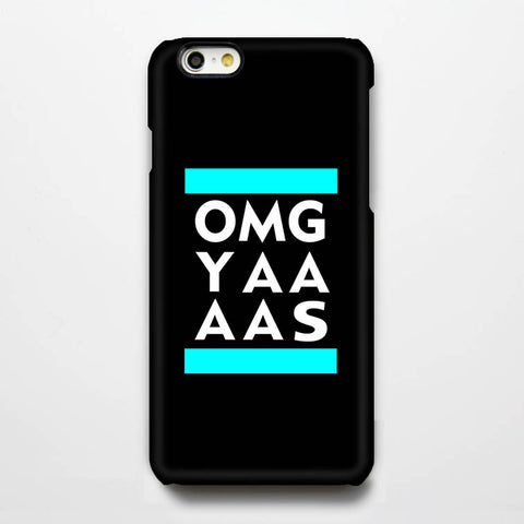 OMG YAAAS Quote Tough iPhone 6s Case/Plus/5S/5C/SE Protective Case #259 - Acyc - 1