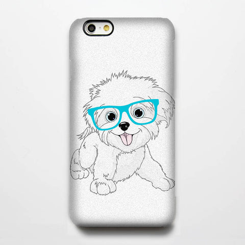 Cute Pet iPhone 6 Case/Plus/5S/5C/5/4SDual Layer Durable Tough Case #271 - Acyc - 1