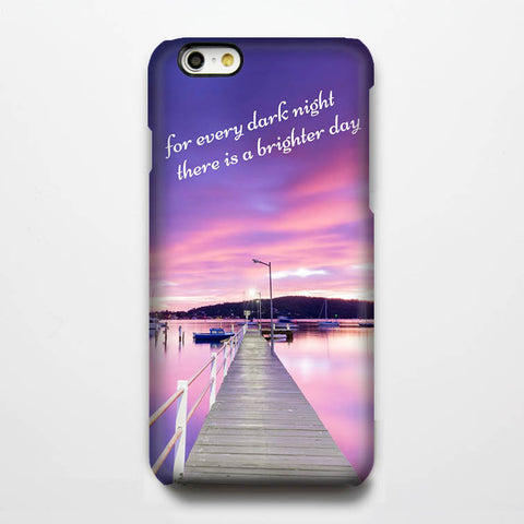 Life Quotes Tough iPhone 6s Plus/6/5S/5C/SE Dual Layer Protective Case #278 - Acyc - 1