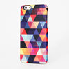 Geometric Pattern iPhone 6 Case/Plus/5S/5C/5/4S Dual Layer Durable Tough Case #281 - Acyc - 4