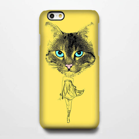 Ms.Cat iPhone 6 Case/Plus/5S/5C/5/4S Dual Layer Durable Tough Case #283 - Acyc - 1