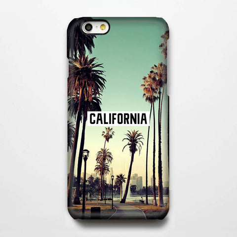 California Love iPhone 6S Plus/6S/6/SE/5S/5C/5/4S/4 Dual Layer Durable Tough Case #289 - Acyc - 1