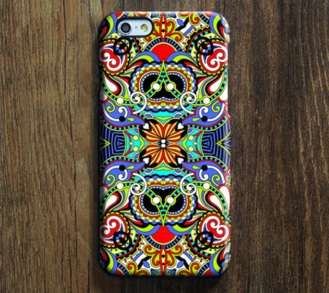 The Persian Ethnic Style iPhone 6S/6 Plus 5S 5C 5 4 Dual Layer Durable Tough Case #329 - Acyc - 1
