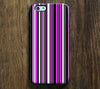 Stylish Stripes Tough iPhone 6S Plus/6/5S/5C/5/4S/4 Protective Case #376 - Acyc - 1